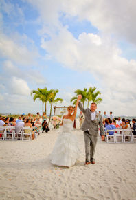 Grand plaza weddings st pete beach