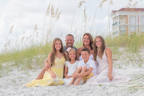 St Pete Beach Family Photographer