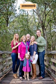 saw grass lake family photos