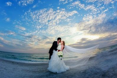 sunset weddings Grand plaza resort st pete beach