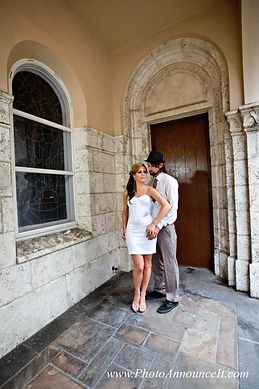 Downtown St Pete back in the dress session