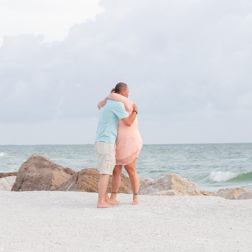 Engagement Photographer St Pete Beach FL