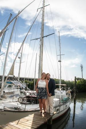 Tampa Engagement Photos