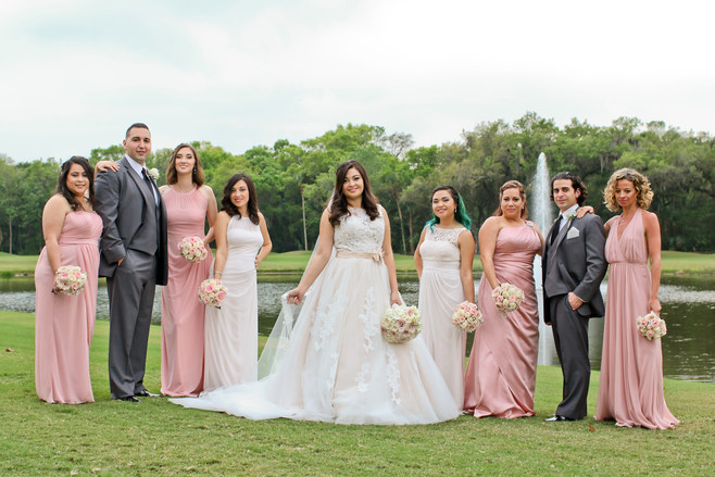 Tampa Palms Weddings