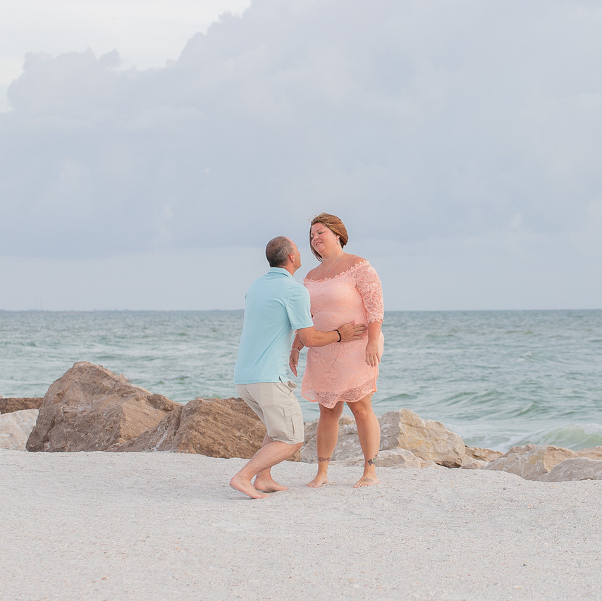 St Pete Beach Engagement and wedding photographer