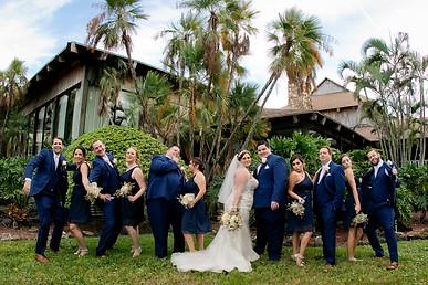 bridal party photo ideas rusty pelican tampa