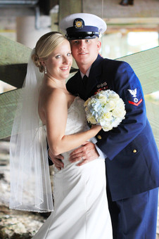 Tampa military wedding photographer