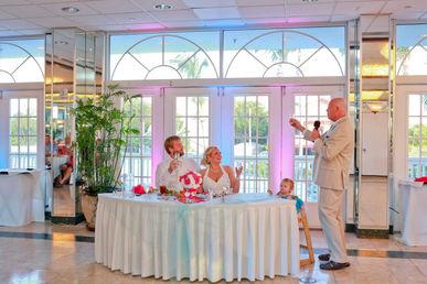 Imperial ballroom grand plaza weddings