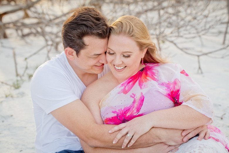 Fort Desoto Engagement Photos