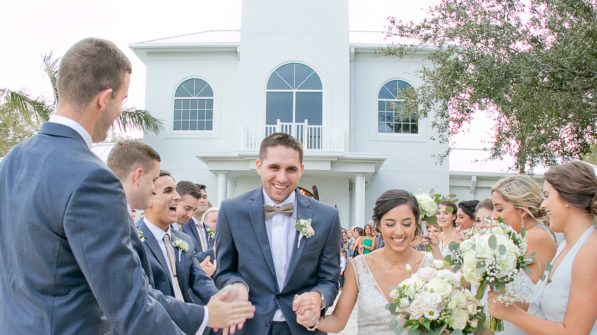 Harbor Side Chapel weddings Safety Harbor