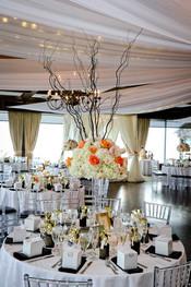 Grand ballroom rusty pelican weddings tampa