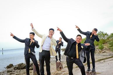 Groomsmen photo ideas Tampa wedding photographer