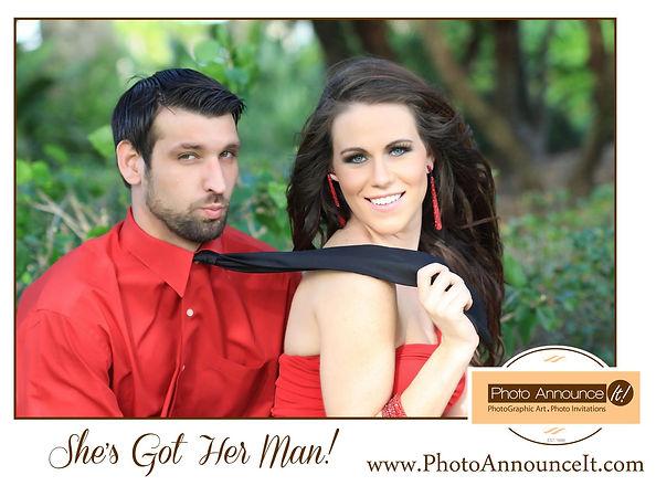 Galatea Garden Pasadena Fl Engagement Photos