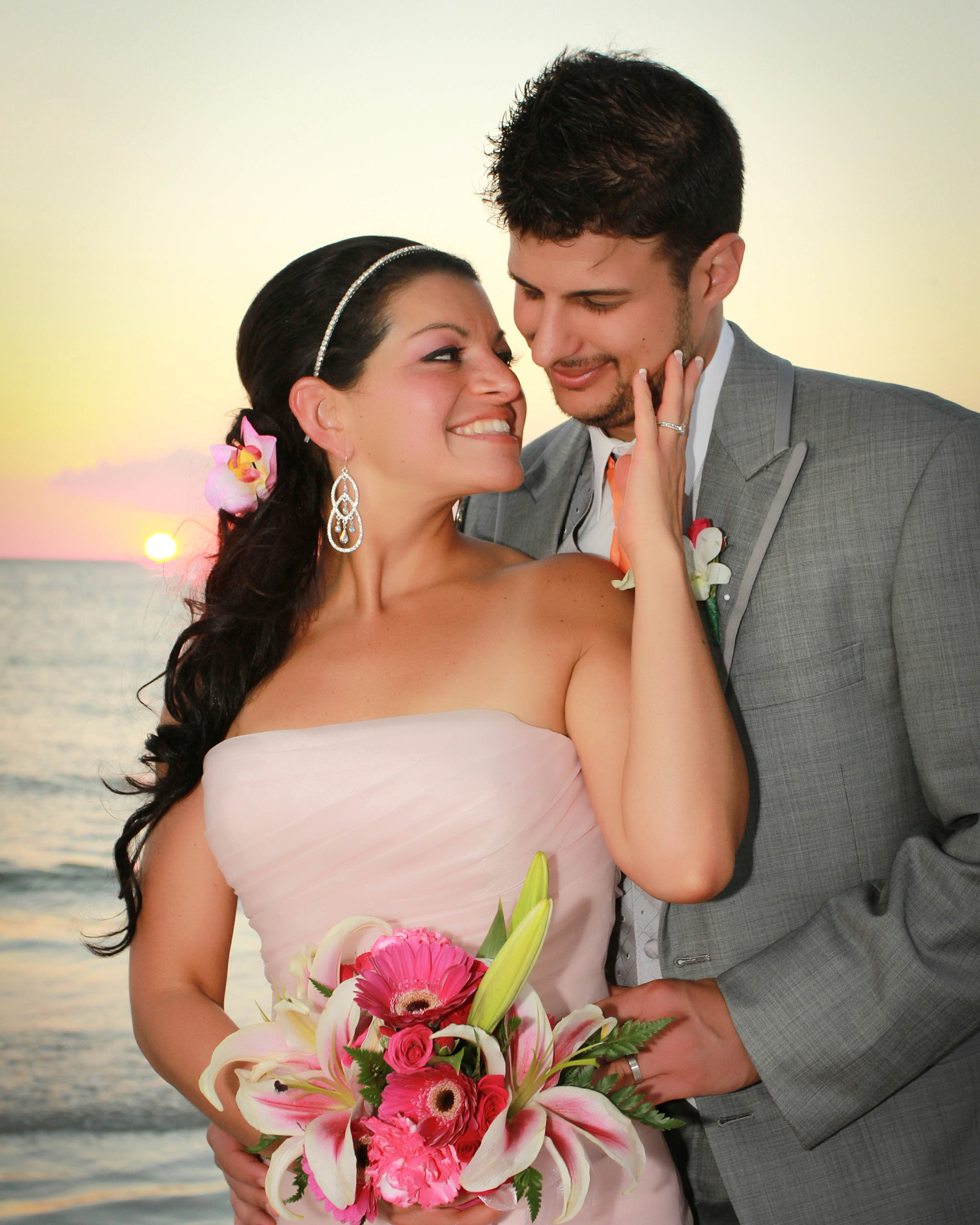 Tampa Wedding Photographer St Pete Beach Clearwater