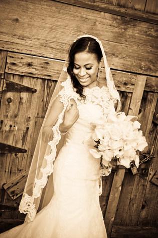 black vintage bride florida