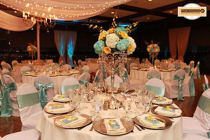 Grand ballroom Rusty Pelican Tampa