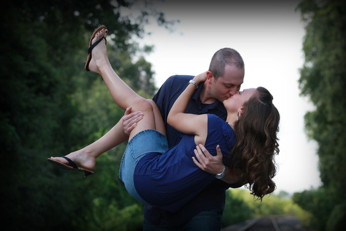 Phillippe Park Safety Harbor Engagement Photo Session