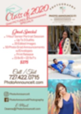 Senior Pictures Grad Announcements Tampa Clearwater St Petersburg