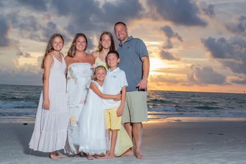 beach family photos st pete beach