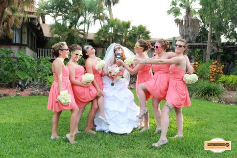 bridesquad ideas tampa photographer