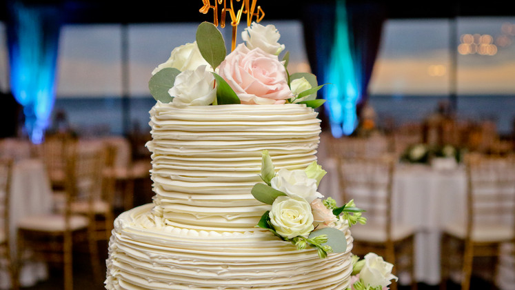 Rusty Pelican Wedding Reception