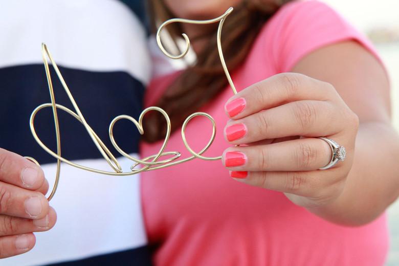 Engagement photo ideas st pete