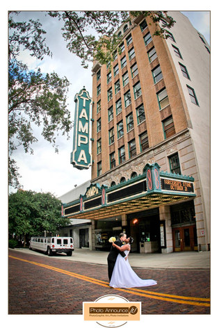 Tampa Theater Weddings