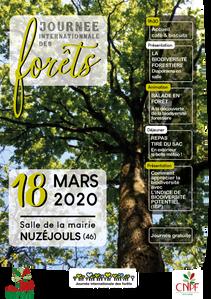 Journée Internationale des Forêts 2020