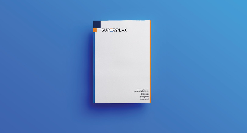 Papel Timbrado Superplac