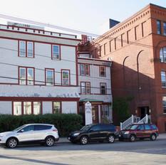 Lydia E Pinkham Building