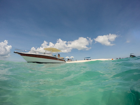 Boat trips to Bazaruto Islands
