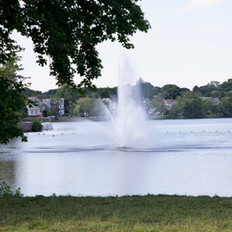Flax Pond Fountain
