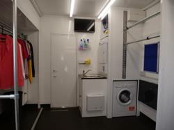 Wardrobe Truck BBF - Bog Busters Facilities