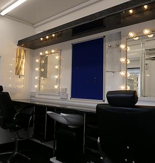 Makeup Truck Bog Busters Facilities London