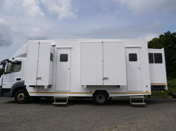 Separate Doors Easy to Manage, Covid-19 User Friendly