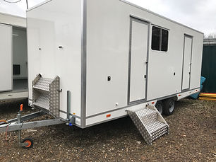 New School Room Trailers from BBF