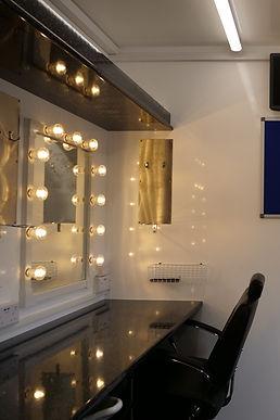 Bog Busters Facilities Makeup Wardrobe