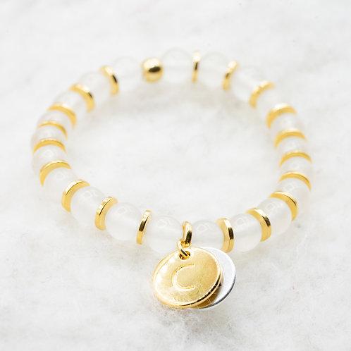 Bracelet Initiale FEMINITE