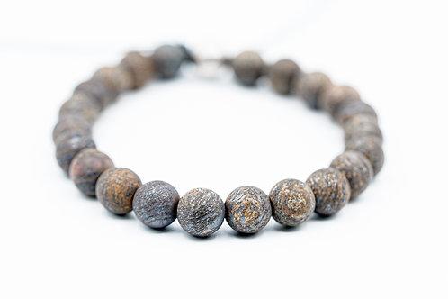 Bracelet NATURE Homme (choix de la pierre)