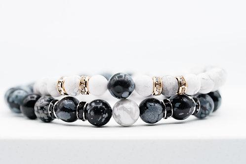 Bracelets couple COCON