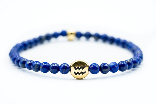 Bracelet signe astro 4mm
