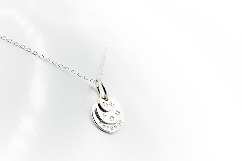 Collier Me You Forever