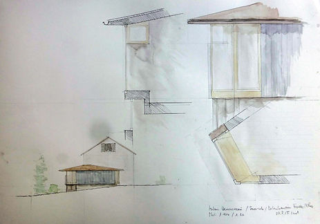 Anbau Neuackerstrasse merklidegen Architekten
