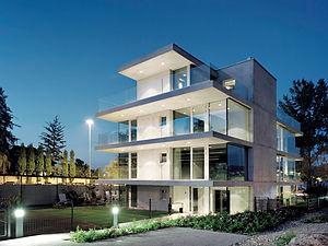 Seestrasse Merklidegen Architekten
