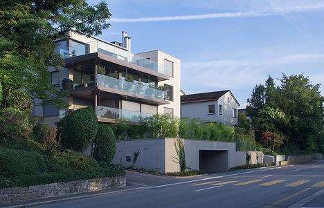 Rotfluhstrasse Merkli Degen Architekten