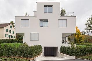 Rebwiesstrasse Merklidegen Architekten