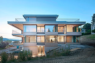 Binderstrasse Merklidegen Architekten