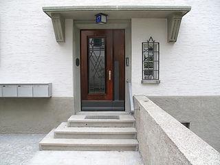 MFH Götzstrasse 17 Merklidegen Architekten