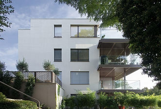 Rotfluhstrasse Merklidegen Architekten