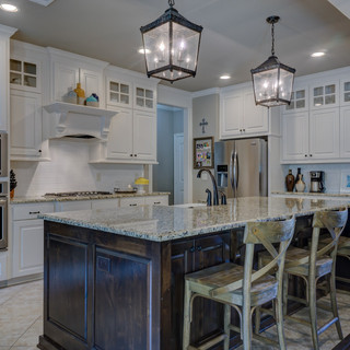 Bright and Open Kitchen Update